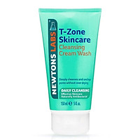 Kem Rửa Mặt Làm Sạch Sâu T-Zone Cleansing Cream Wash 150ml