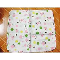 Bộ 10 khăn sữa xuất Nhật 2 lớp