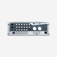 Amply karaoke ARTDIO AD-303C - AC 220V/50Hz - Output power: 350Watts - 420(W) x 140(H) x 345(D)mm - 10.5 kg - Hàng nhập khẩu