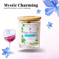 Ly nến thơm Chouette Candle CHC1034 Mystic Charming 182g
