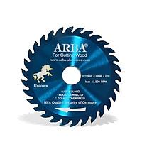 Hộp 10 lưỡi cưa gỗ TCT ARBA D110 đường kính trong 20, 30 răng