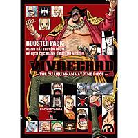 Vivre Card - Thẻ Dữ Liệu Nhân Vật One Piece Booster Pack - Mảnh Đất Truyền Thuyết - Kẻ Địch Cực Mạnh Ở Đảo Trên Trời !!