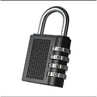Khóa số chống trộm an toàn loại 4 số mật mã đổi được mật khẩu