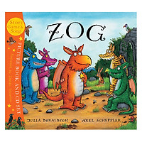 Zog (Book With Cd)
