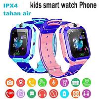 Đồng hồ thông minh định vị trẻ em Q12 Chống Nước, Hỗ Trợ Camera, có Tiếng Việt,đồng hồ thông minh,đồng hồ điện tử