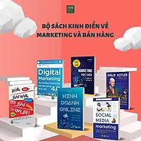 Combo 6 Cuốn Sách Kinh Điển Về Marketing & Bán Hàng