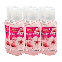 Gel rửa tay khô kháng khuẩn NL Union 50ml - Set 6 chai