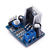 Modul tăng âm mạch khuếch đại công suất IC TDA2030A mini nhỏ gọn 1 kênh mono 18W - LK0083