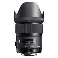 Ống Kính Sigma 35mm F1.4 DG HSM ART For Nikon (Hàng nhập khẩu) - Tặng Tấm Da Cừu Lau Ống Kính