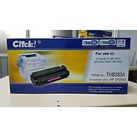 Hộp mực in vi tính Click HP CE283A - Hàng Chính Hãng
