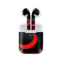 Miếng dán skin chống bẩn cho tai nghe AirPods in hình Họa tiết - HTx006 (bản không dây 1 và 2)