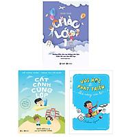 Bộ sách dành cho cha mẹ có con vào lớp 1: Chào Lớp 1 - Cất Cánh Cùng Lớp 1 - Vui Học Để Phát Triển Khả Năng Của Trẻ