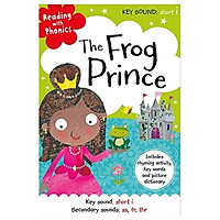 The Frog Prince (Reading with Phonics) Hardcover