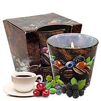 Ly nến thơm tinh dầu Bartek Coffee Time 115g QT024465 - cà phê tiramisu (giao mẫu ngẫu nhiên)