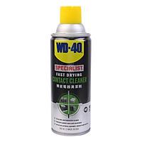 Chai Xịt Vệ Sinh Mạch Điện WD-40 Fast Drying Contact Cleaner 350016 (360ml)