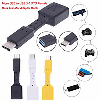 For Type-c to USB3.0 Micro USB OTG Cable for Android Micro Phone otg U Disk
