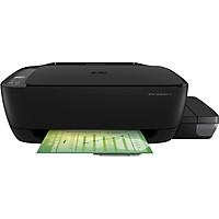 Máy In Phun màu Đa Năng HP Ink Tank Wireless 415 All-in-One (In, scan, copy Không dây Đen Z4B53A) - Hàng Chính Hãng