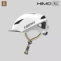 Xiaomi Youpin HIMO R1 Người đi xe đạp thể thao Mũ bảo hiểm đi xe đạp pin Điện Xe đạp chống nắng dành cho người lớn