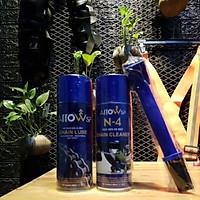 Dưỡng sên và vệ sinh sên ArrowSP tặng kèm bàn chải vệ sinh sên cao cấp