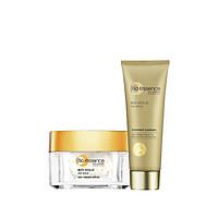 Bộ sản phẩm Bio-Essence Bio-Gold (Sữa rửa mặt 100gr + Kem dưỡng ban ngày 40gr)