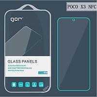 Bộ 2 Kính Cường Lực GOR Cho Xiaomi Poco X3 NFC ( Fullbox ) - Hàng Nhập Khẩu