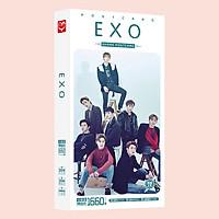 Hộp ảnh Postcard EXO 1660 ảnh
