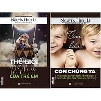 Bộ Sách Tìm Hiểu Thế Giới Của Con Chúng Ta ( Tìm Hiểu Con Chúng Ta + Thế Giới Bí Mật Của Trẻ Em ) tặng kèm bookmark TH