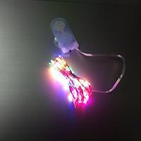 Dây đèn đom đóm 10m xài pin CR