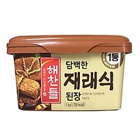 Tương Đậu Truyền Thống Hàn Quốc Haechandeul CJ 1KG