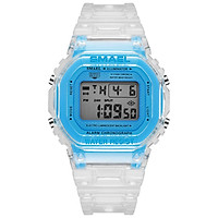 SMAEL Multifunctional Electronic Waterproof Sports Watch Young Students Fashion Trend Couple Watch 1905t