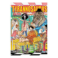 One Piece Color Walk 7: Tyrannosaurus