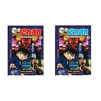 Combo Thám Tử Lừng Danh Conan Hoạt Hình Màu - Mê Cung Trong Thành Phố Cổ (02 tập)