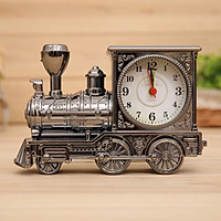 Đồng hồ để bàn hình Xe lửa