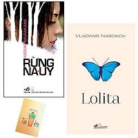 Combo Rừng Na Uy và Lolita (  Tặng Kèm Sổ tay )