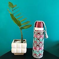 Túi xách bình giữ nhiệt handmade
