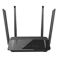 Router Wifi D-Link DIR-822 Công Suất Cao AC1200 - Hàng Chính Hãng