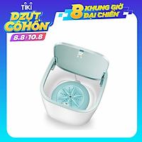 Máy giặt mini Ultrasonic siêu tiện lợi