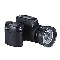 Máy Ảnh Kỹ Thuật Số Polo Sharpshots (Góc Rộng 0.5X Lens Dài 24X 3.0'' lcd 33MP 1080P 30fps FHD 8X)