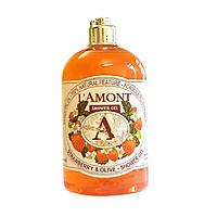Sữa Tắm L'amont En Provence Strawberry Shower Gel - Hương Dâu 500ml