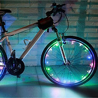 Đèn Sạc Điện USB Xe Đạp Trang Trí Bánh Xe Có Sạc 20 Bóng Led 2.2m Led Đom Đóm Led Fairy Light Có Thể Dùng Trang Trí Decor