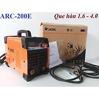 Máy hàn que điện tử Jasic ARC-200E - công nhệ Japan