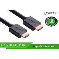 Cáp HDMI dài 15M cao cấp hỗ trợ Ethernet + 4k 2k HDMI chính hãng Ugreen UG-10111