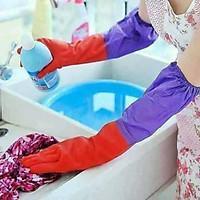 Găng tay rửa bát giặt quần áo lót nỉ