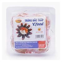 [Chỉ Giao HCM] - Big C - Trứng bắc thảo V.FOOD hộp 4 - 80064