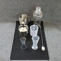 Combo 8 dụng cụ pha chế dùng cho quầy cà phê, barista