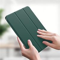 Bao da chống sốc siêu mỏng 1.5mm cho iPad Pro 11 2021 Chip M1 / iPad Pro 11 2020 hiệu Baseus Simplism Gen 2 nắp gập hít nam châm thiết kế siêu mềm mịn trang bị Smartsleep đóng mở màn hình tự động - hàng nhập khẩu