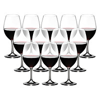 Bộ 12 Ly Pha Lê Riedel Ouverture Restaurant Red Pour Line 0480/00-1