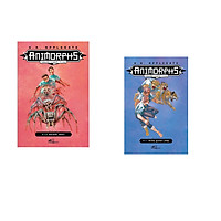 Combo 2 cuốn sách: Animorphs - Người hóa thú - Tập 10: Người máy + Animorphs - Người hóa thú - Tập 11: Miền quên lãng