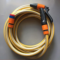 Vòi tưới cây rửa xe 6m-7m-8m tay bóp tùy chỉnh nhiều chế độ M498.319.622