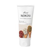 Sữa rửa mặt Nokdu dành cho da nhạy cảm BEBECO Hàn Quốc OREAD NOKDU FRESH FOAM CLEANSING 150ml